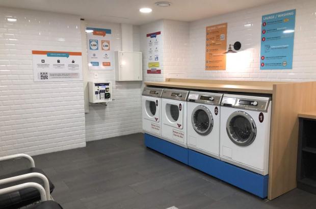Espace Lavage | Votre Projet de laverie